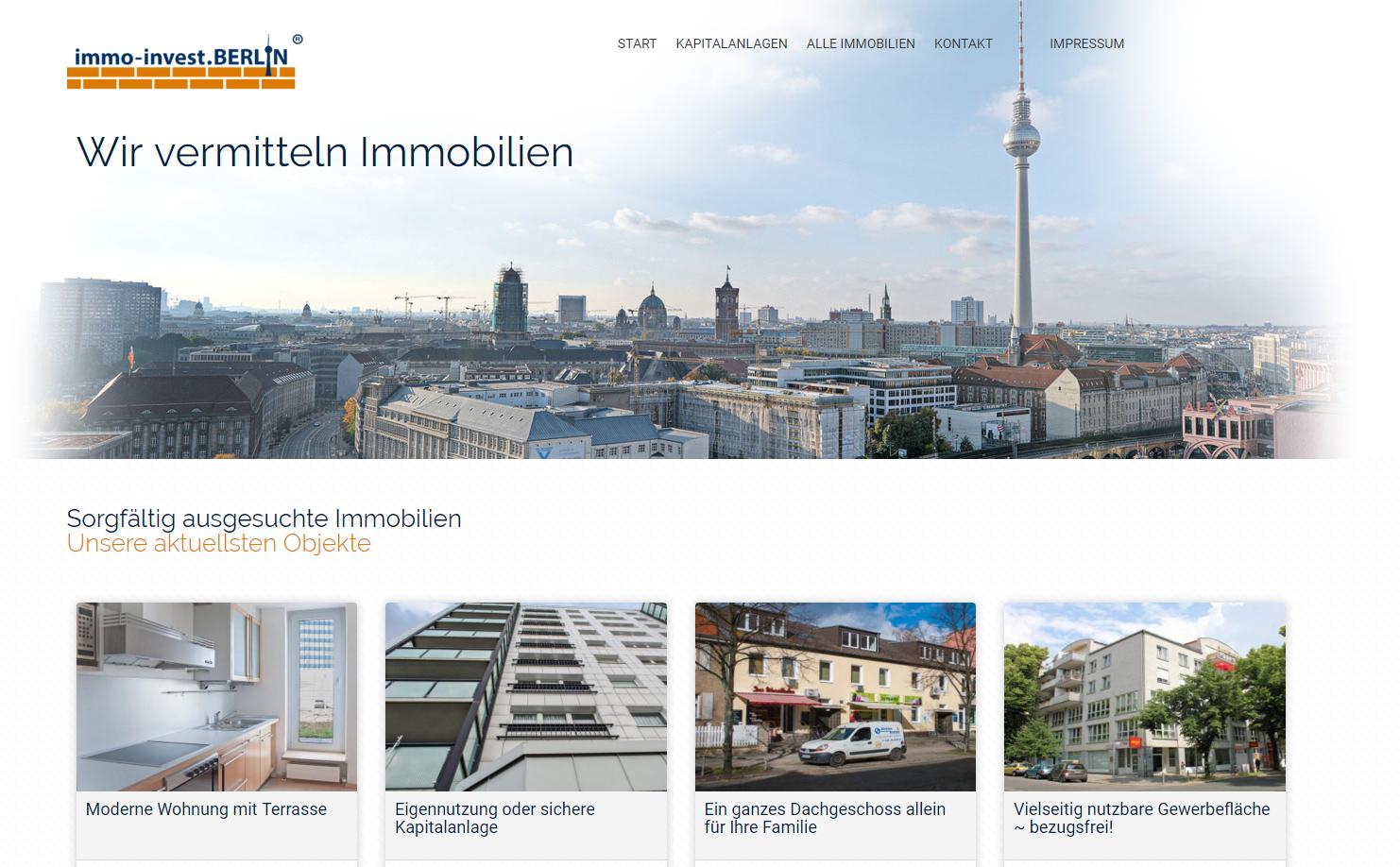 Webdesign aus Berlin